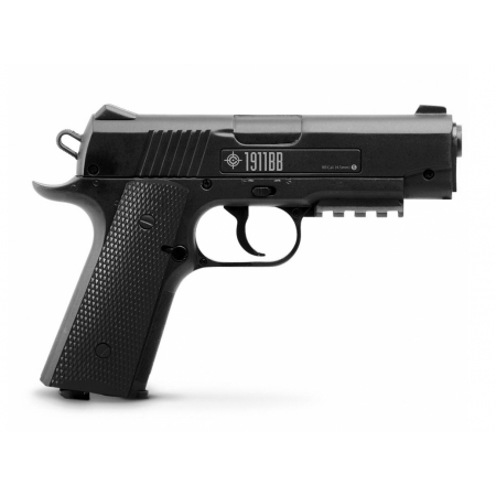 Pistolet Crosman 1911 BB CO2 (2.8 joules)