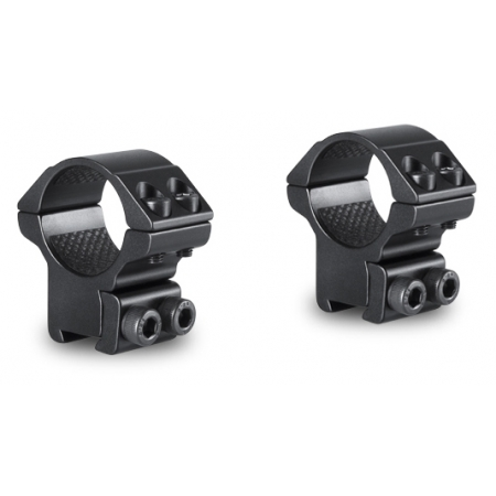 Colliers MEDIUM Ø25mm HAWKE rail 11mm