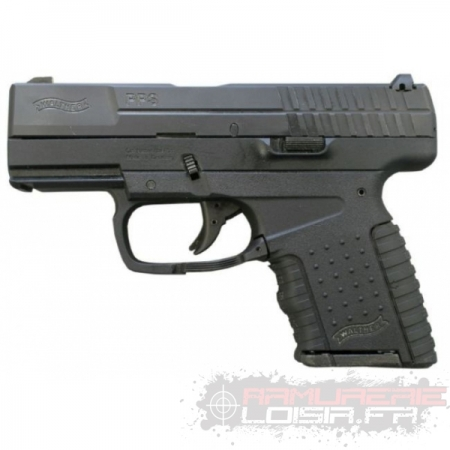 Pistolet CO2 Walther PPS (2,65 joules)