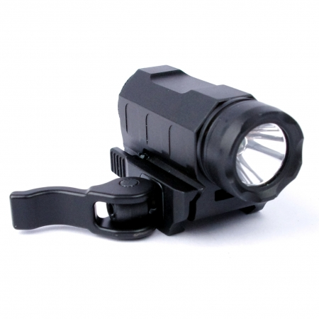 Lampe Tactique Rail Picatinny Led Airsoft Armurerie Loisir