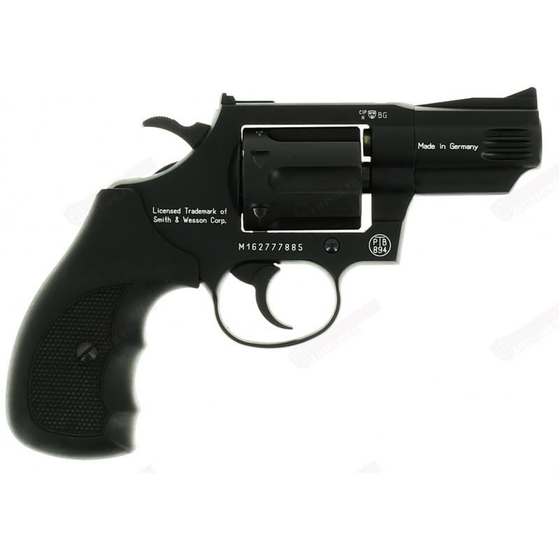Revolver GRIZZLY Smith & Wesson 380 RK 9mm