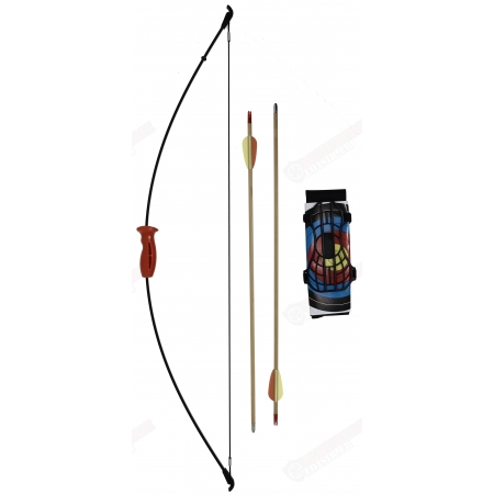 "Pack arc Crusader (M) JR RECURVE 44"" (12 lbs)"