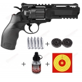 Pack revolver Umarex UX tornado CO2 BB 4.5 (2,5 joules)