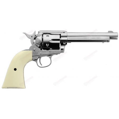Revolver Colt Saa 45 Nickel Pearl 4.5mm .177