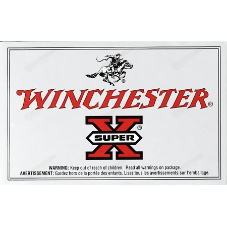 Cartouches Winchester Super X Cal.12 (x10)