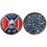500 plombs pointus Crosman 5.5mm (.22)