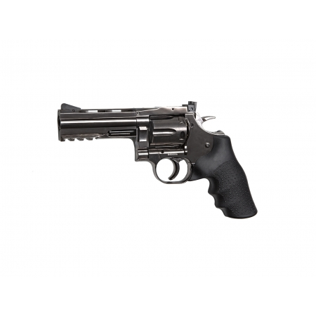 Revolver Dan Wesson 715 4 pouces steel grey CO2 4,5...