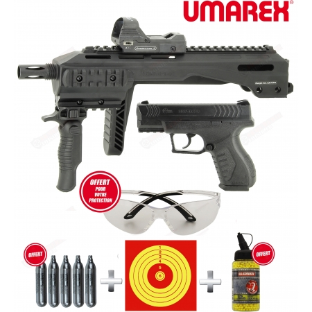 Pack XBG Tac Kit Enforcer Umarex (1.9 joule)