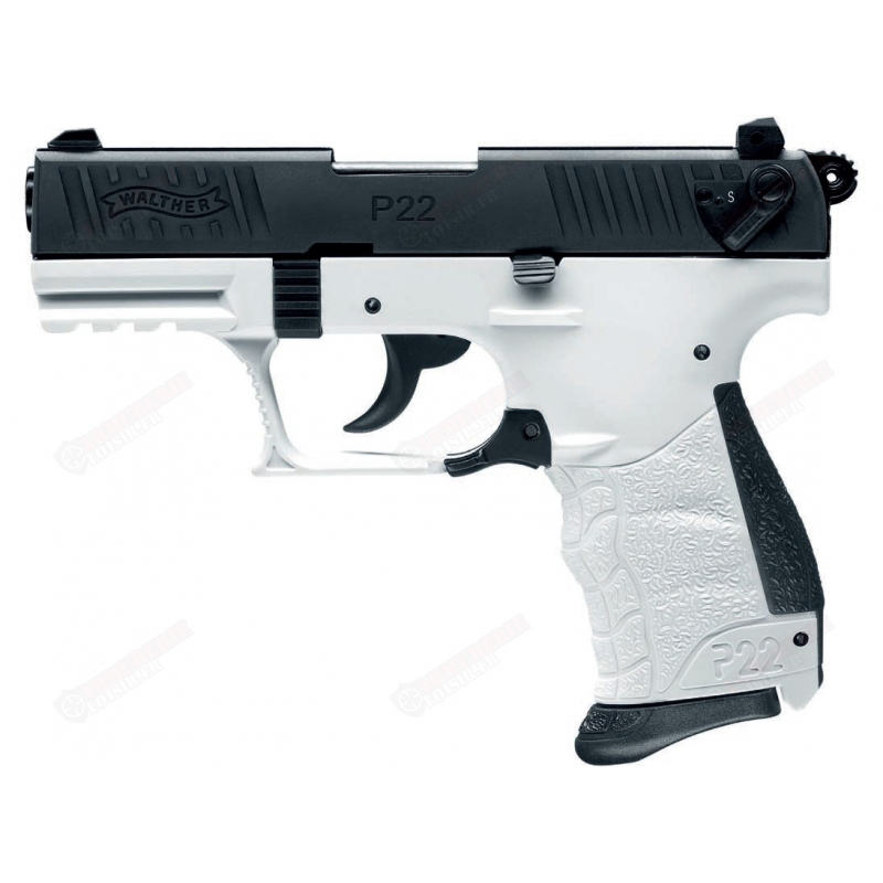 Pistolet P22Q Chess Walther 9mm PAK