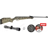 Pack Crosman Stealth shot (20 joules) + Lunette 4X32 + plombs 4.5mm