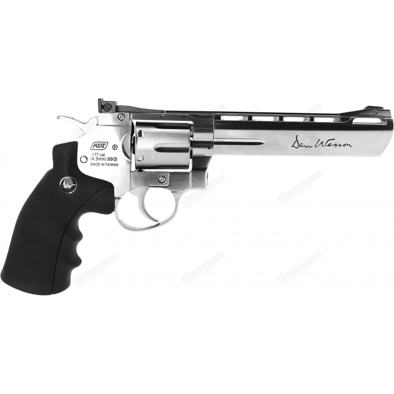 """Revolver Dan Wesson 6"""" BB 4.5 (3 joules)"""