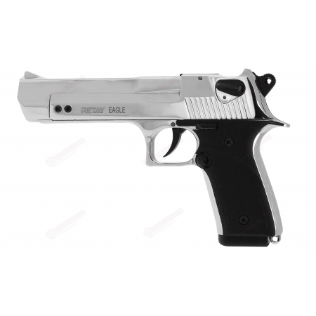 Pistolet Retay Eagle 9mm P.A.K. Nickel