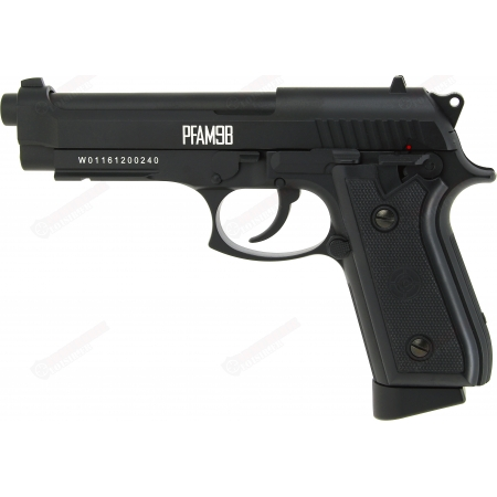 Pistolet Crosman PFAM9B CO2 Blowback (3.2 joules)