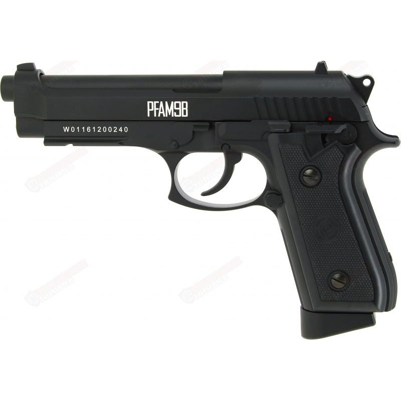 Pistolet Crosman Full Auto PFAM9B CO2 Blowback (2.6 joules)