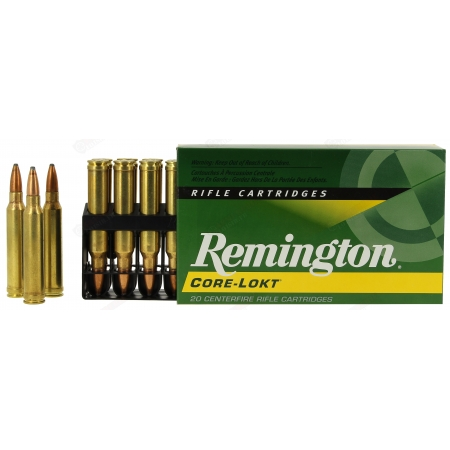 20 Cartouches Remington Core-Lokt 300 win mag (4747...