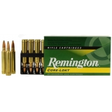 20 Cartouches Remington Core-Lokt 300 win mag (4747 joules)