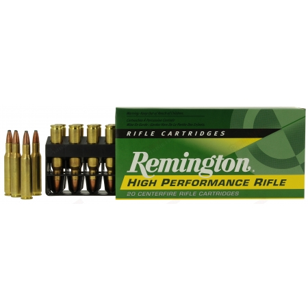 20 Remington High performance rifle .222 Rem (1231...