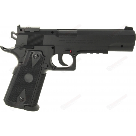 Swiss Arms P1911 match CO2 semi auto (2.2j)