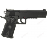 P1911 match CO2 semi auto (2.2j) Swiss Arms