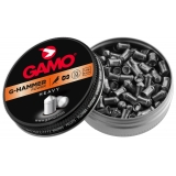200 Plombs pointus GAMO G-Hammer 4.5mm 15.4gr