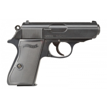 Pistolet James Bond à bille Walther PPK/S (0.5 joules)