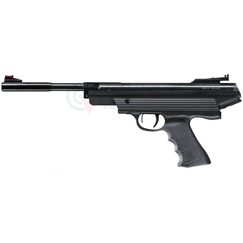 Pistolet browning 800 mag (7.5 joules)