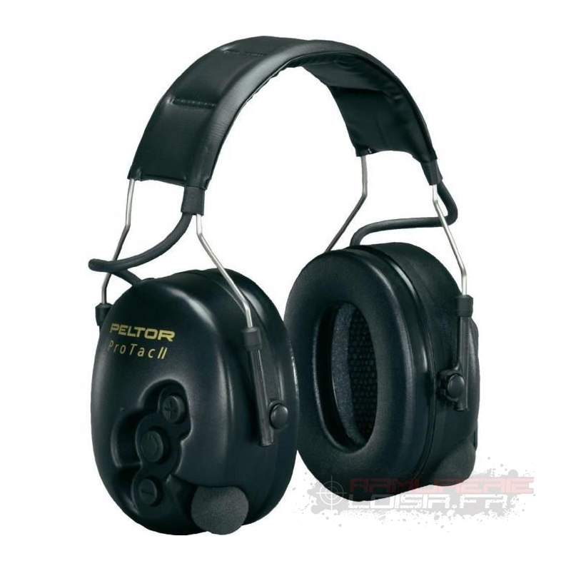 Casque anti-bruit Protac II PELTOR 3M