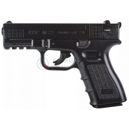 Pistolet ISSC M22 4.5mm CO2 - Réplique 22LR -...