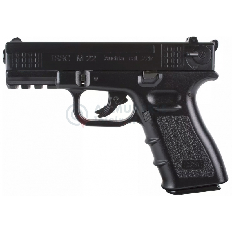 Pistolet ISSC M22 4.5mm CO2 - Réplique 22LR - (2.5 joules)