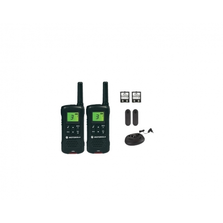 Destockage - Pack de 2 Radio Motorola TLKR T60