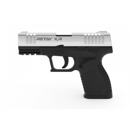 Destockage - RETAY XR 9mm P.A.K Chrome