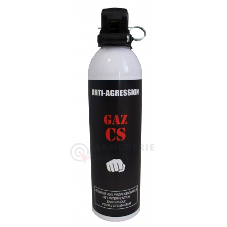 Destockage - Aérosol GAZ CS 500ml