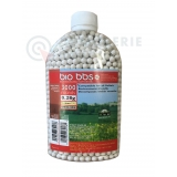3000 billes Bio BB's calibre 6mm - Airsoft - 0.28g