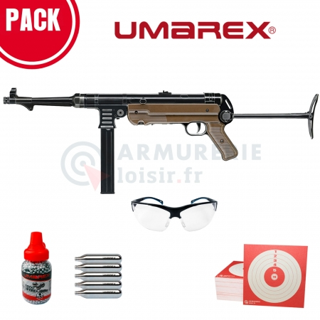 Pistolet mitrailleur Umarex Legends MP German Full...