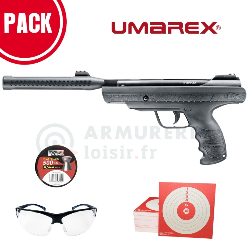 Umarex UX Trevox Gas Piston - 4.5mm (7,5 joules)