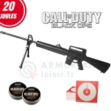Black Ops II M16 à plomb Jungle - 4.5mm (20 Joules)
