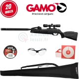 Pack Carabine Gamo Replay 10 Maxxim 4.5mm (20 joules)