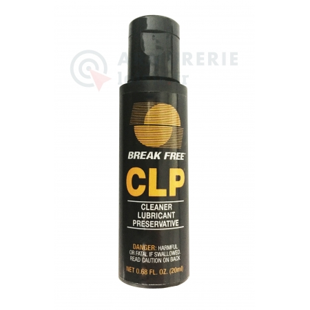 Huile CLP Break Free 20ml