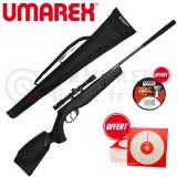 Pack carabine UMAREX Perfecta RS26 4.5mm (7.5 Joules)