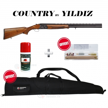 Fusil superposé - Country MC212 - Calibre 12/76