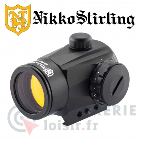 Viseur point rouge Nikko Stirling Reflex Sight 4 MOA
