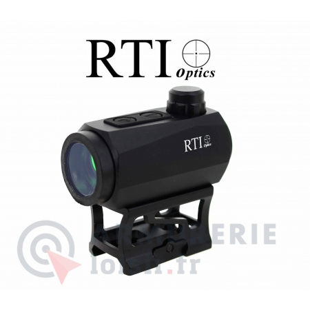 Viseur point rouge RTI Optics Reflex Holopoint