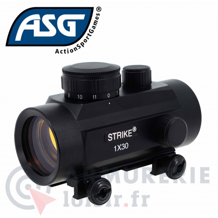 Viseur point rouge Strike Systems 1X30