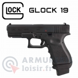 Glock 19 Gen 3 Cybergun CO2 6 mm