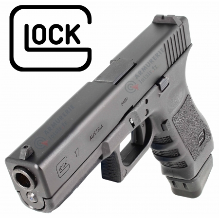 Glock 17 Gen 3 CO2 et Gaz 6 mm BB's 1 joule