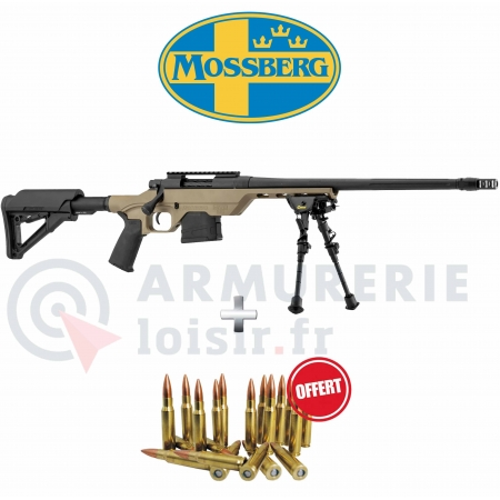 Pack Mossberg  MVP série LC Cal.308 w