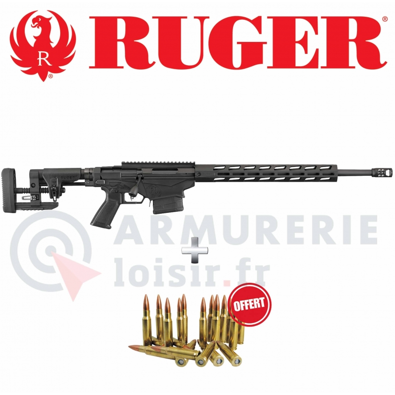 Pack Ruger Precision Rifle Tactical RPR .308 Win