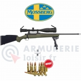Pack Mossberg Patriot Night Train 2 Cal .308 w + lunette 6-24x5C