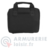 Housse de transport arme de poing