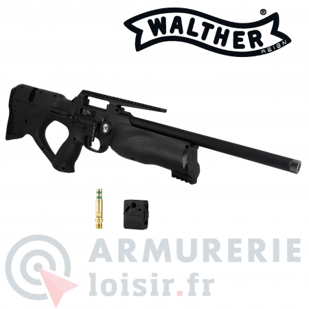 Carabine PCP Bullpup Walther REIGN 5.5mm (60 Joules)